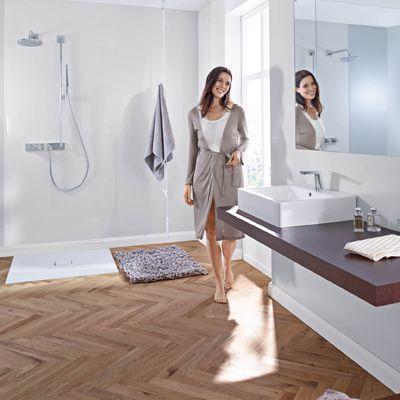 Badezimmer - Ihr Installateur aus Diemelstadt - Markus Heinemann<br ...